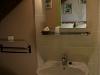 la salle de bains de la chambre tournesol